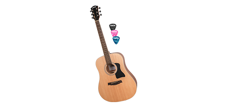 HH 2073 Dreadnought Acoustic Guitar