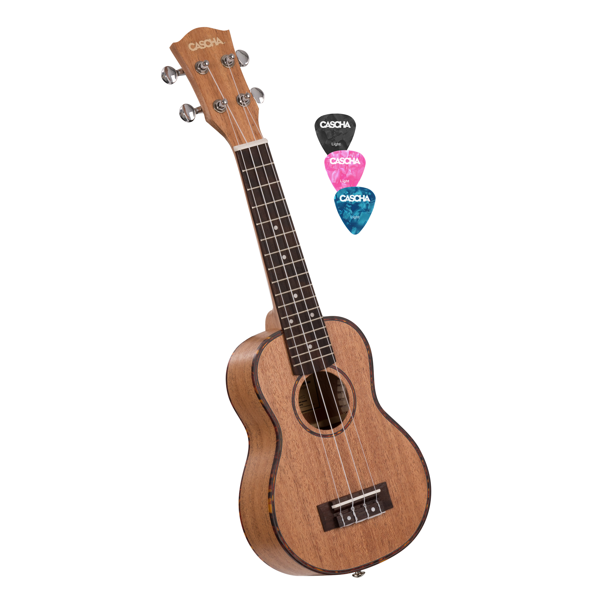 Let's Play Ukulele Einsteiger Set Sopran Bilder 2