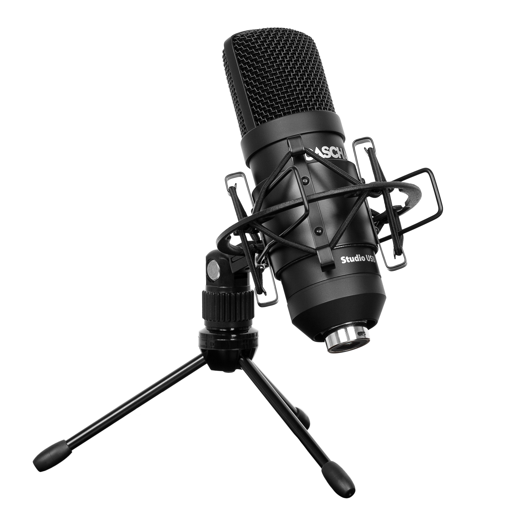 Studio USB Condenser Microphone Set